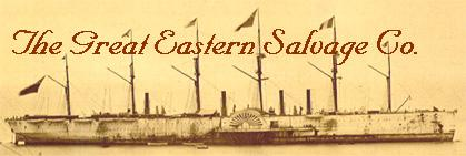 Click Here to Visit the Great Eastern Salvage Co.